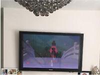 "Samsung 50"" TV"