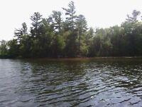 Lake Nipissing Island lot
