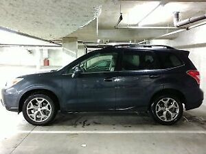 2015 Grey Subaru Forester 2.5i Limited with Technology Package