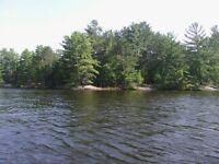 Semi private island