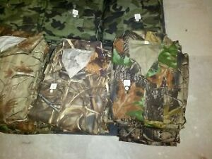 camo coveralls all sizes for paintball and airsoft lover