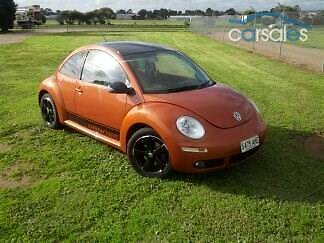 VW BEETLE AUTO-LIMITED EDITION- 1 OWNER !!- Regrettable Sale Mawson Lakes Salisbury Area Preview