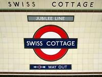 MR//Massive and Beautiful Twin Room In Swiss Cottage. 219 pw