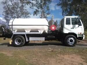 Single Axle Water Truck with 9000L Water Tank with low KM Adare Lockyer Valley Preview