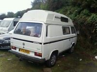 1982 Volkswagen T25 Campervan