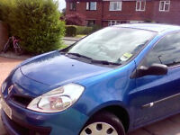 Renault Clio 3 door hatchback