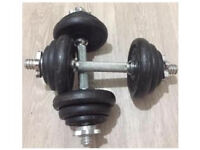 Pair of York Dumbells