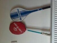 Retro/Vintage Badminton Rackets