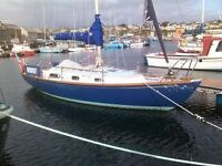 YACHT- CONTESSA 26 For sale in excellent condition