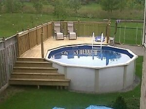 Above Ground Pool Special Buy.