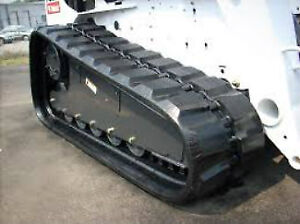 Rubber Tracks for Mini Excavators, Track Loaders, and More!