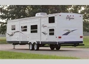 2007 Pilgrim w/Slide & Bunks