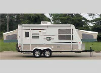 Roulotte Hybrid camper trailer - Starcraft Travelstar 19CK 2005