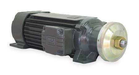 Weg 00736Es3esa80ll Arbor Motor,7.5 Hp,3490 Rpm,208-230/460V