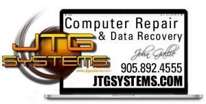 Computer and Mac Repair   (905) 892-4555