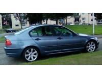 BMW 318 i 1.9 petrol e46 rwd spairs or repairs