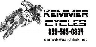 Kemmer Cycles
