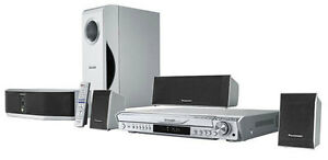 HOME THEATRE SOUND PACKAGE - Panasonic