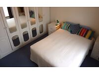 Nice double room in fully redecorated house, new carpets, crisp fresh place. Only 55 per week. Inclu