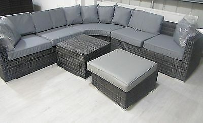 MASSIVE CLEARANCE SALE Rattan Garden Furniture Sofas Table And Chairs