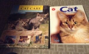 Cat reference books for sale