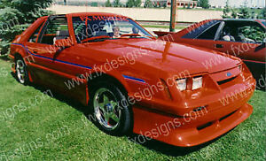 83-86 Ford Mustang Body Kit NEW!