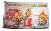 Feuerwehr Fahne