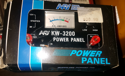 MRI KW-3200 Power Panel Carindale Brisbane South East Preview