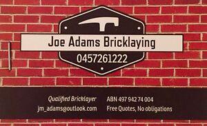 Bricklayer Bunbury Bunbury Area Preview