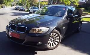 2009 BMW 320i Executive E90 LCI Metallic Black Gladesville Ryde Area Preview