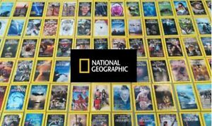National Geographic Magazines- Complete Sets!