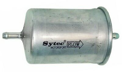 Sytec Uprated Fuel Filter 8mm In/Out - Fits Nissan Skyline R33 GTST RB25DET