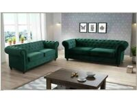 🌷🌷CLEARANCE STOCK MUST GO🌷🌷BRAND NEW CHESTER FIELD SOFA🌷🌷AVAILABLE NOW🌷🌷