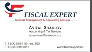 INCOME TAX **ACCOUNTING SERVICES ***PAYROLL SERVICES BEST OFFER