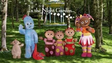 Looking for in the night garden items pleasein Ipswich, SuffolkGumtree - Looking for in the night garden items please. No DVDs or bedding looking for toys ) Can collect in Ipswich, cash waiting Please message me with pics