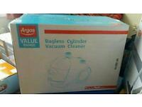 Argos bagless cylinder vacuum cleaner