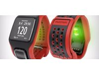 Tomtom Multisport GPS Watch Including HRM, Bike Mount, Speed & Cadence sensor