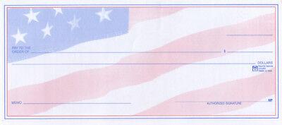 250 Custom Checks Laser Inkjet Quickbooks Format 1 Per Page Small Business New