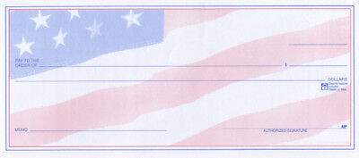 500 Custom Checks Laser Inkjet Quickbooks Format 1 Per Page Business Accounting