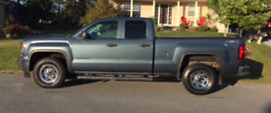 2014 GMC Sierra 1500 DOUBLE CAB 4X4 V6 4.3L Pick Up Truck
