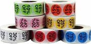 Price Labels Stickers