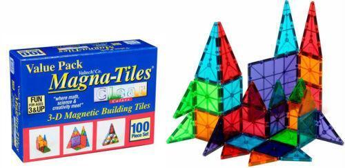 Magna Tiles Building Toys Ebay