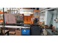 ADDISON TA 400 A CNC CHOP SAW YEAR 2002