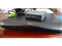 sky multiroom DRX595-C HD box & Sky SC201UK wireless Multiroom