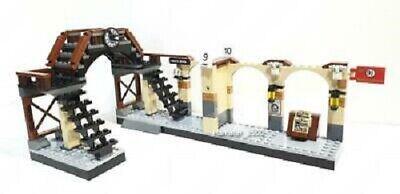 Lego Harry Potter 75955 Hogwarts Express Kings Cross Station platform