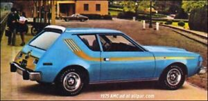 Looking for an AMC Gremlin