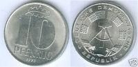 Rda 10 Pfennig Stempelglanz Matt (elegir Entre : 1965-1989) -  - ebay.es