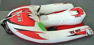 Ski trainer for water skiing