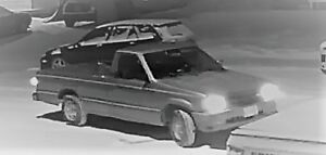 Vehicle Wanted That Was Involved in a Hit & Run
