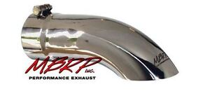Exhaust Tail Pipe Tip;